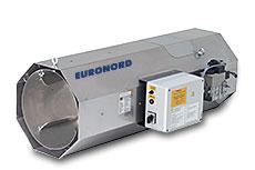 Тепловая пушка Euronord на природном газе