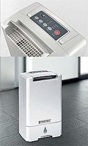 бытовой осушитель воздуха TTR 55 S